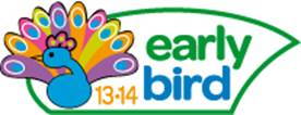 Early Bird Patch 2013