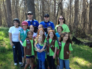 Bike Safety - Girl Scouts North Carolina Coastal Pines