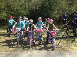 Girl Scouts Bike Safety