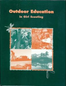Outdoor Education in Girl Scouts - NC Coastal Pines