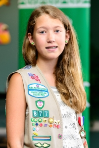 Taylor - Girl Scouts - NC Coastal Pines