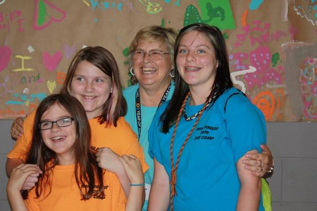Girl Scouts - NC Coastal Pines Troop Leader