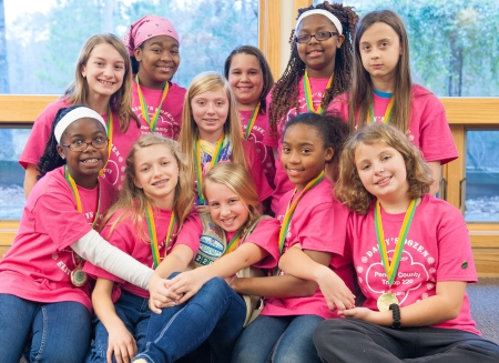 Girl Scouts - NC Coastal Pines Troop
