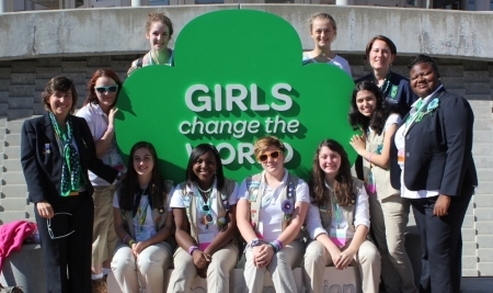 National Convention 2015 Girl Scouts