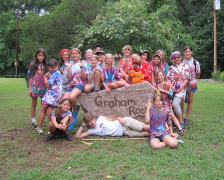 Camp Graham - Girl Scouts NC Coastal Pines