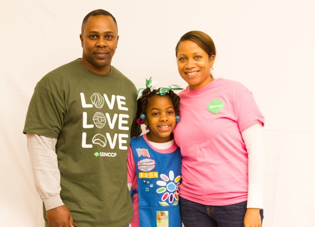 Girl Scouts NC Coastal Pines Family