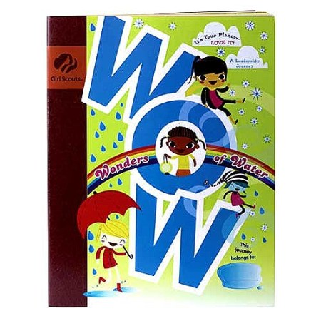 WOW Journey - Brownies - Girl Scouts