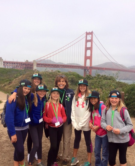 Girl Scout Park Rangers