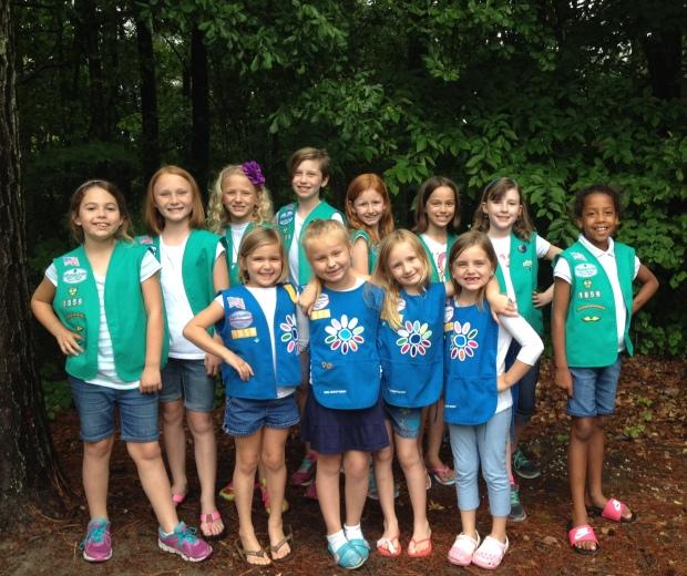 Girl Scouts - NC Coastal Pines