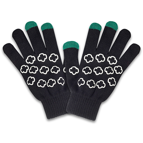 Tech Touch Knit Gloves