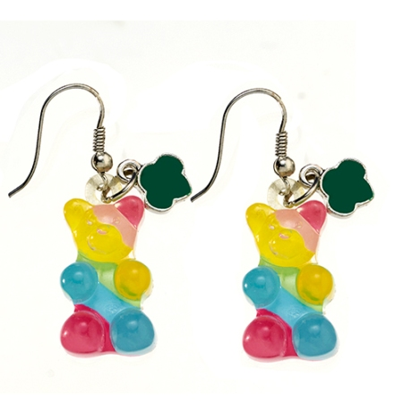 GS Gummy Bear Earrings