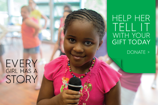 Tell Us Your Story - Girl Scouts