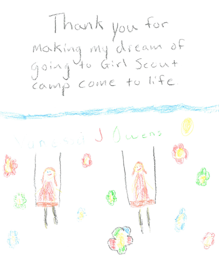 Girl Scout Story - North Carolina