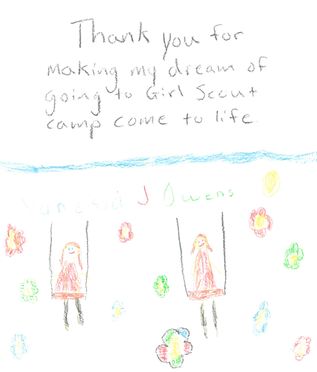 Girl Scout Story - North Carolina