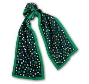 Girl Scouts Trefoil Scarf - Girl Scouts - North Carolina Coastal Pines