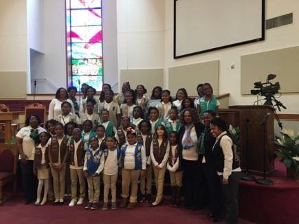 Watts Chapel Missionary Baptist Church GS Sunday